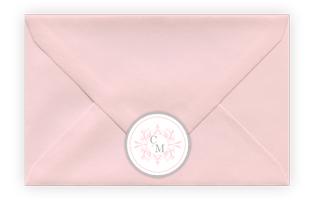 Enveloppes et stickers personnalisés